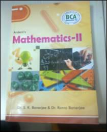 Mathematics for BCA