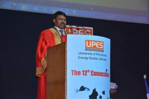 UPES convocation