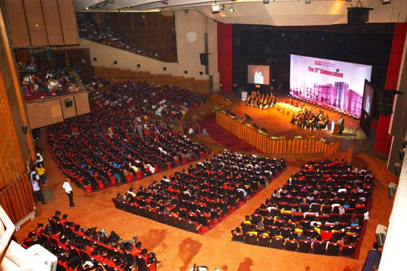 UPES 12th Convocation