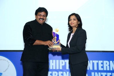 upes port and shipping course award